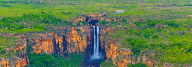 Jim Jim Falls in Kakadu