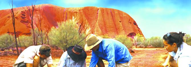 Uluru Indigenous Tours